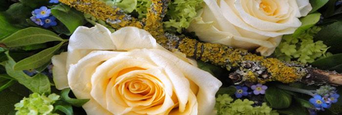 Florales und Dekoration